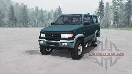 УАЗ 23632 для MudRunner