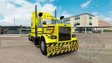 Peterbilt 389 v2.0.8 для Euro Truck Simulator 2