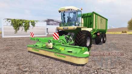Krone BiG L 500 Prototype для Farming Simulator 2013