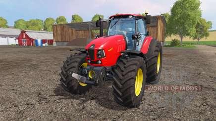 Lamborghini Mach 230 T4i VRT red edition для Farming Simulator 2015