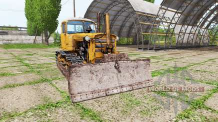 ДТ 75М Казахстан для Farming Simulator 2017