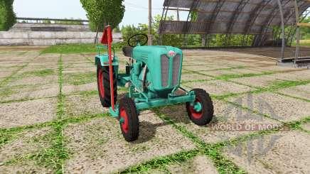 Kramer KLS 140 для Farming Simulator 2017