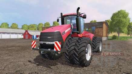 Case IH Steiger 620 twin wheels для Farming Simulator 2015