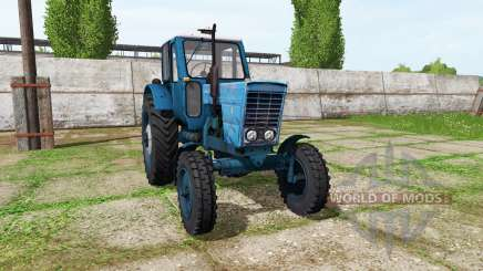 МТЗ 50 v1.1 для Farming Simulator 2017
