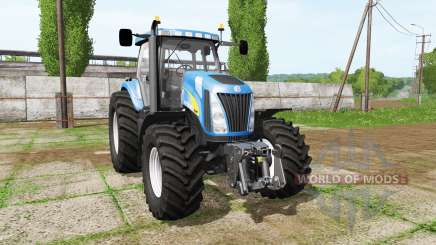 New Holland TG285 для Farming Simulator 2017