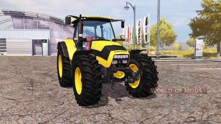 Deutz-Fahr Agrotron K 420 yellow для Farming Simulator 2013