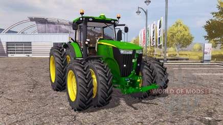 John Deere 7290R для Farming Simulator 2013