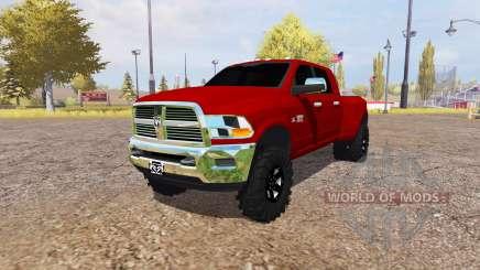 Dodge Ram 3500 Heavy Duty 2011 для Farming Simulator 2013