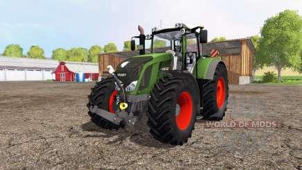 Fendt 828 Vario для Farming Simulator 2015