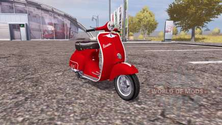 Piaggio Vespa для Farming Simulator 2013