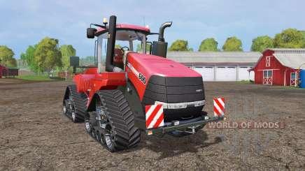 Case IH Quadtrac 600 для Farming Simulator 2015