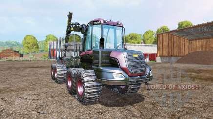 PONSSE Buffalo dyeable HDR v1.1 для Farming Simulator 2015