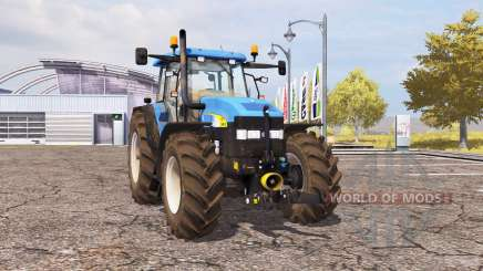 New Holland TM 175 v3.0 для Farming Simulator 2013