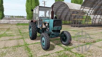 ЮМЗ 6КЛ v1.1 для Farming Simulator 2017
