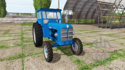 Ebro Super 55 для Farming Simulator 2017