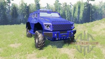 GTA V HVY Insurgent v1.1 для Spin Tires