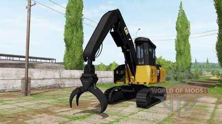 Caterpillar 568LL для Farming Simulator 2017