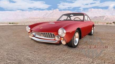 Ferrari 250 GT Berlinetta Lusso для BeamNG Drive