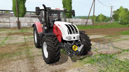Steyr 6175 CVT v2.0 для Farming Simulator 2017