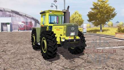 Mercedes-Benz Trac 1800 Intercooler v3.0 для Farming Simulator 2013