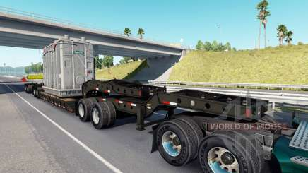 Fontaine Magnitude 55L Siemens v1.1 для American Truck Simulator