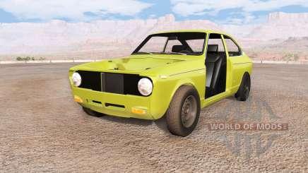 Toyota Corolla Sprinter 1969 drift для BeamNG Drive