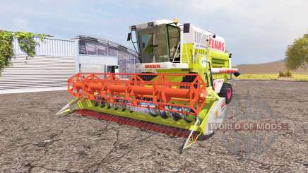 CLAAS Dominator 204 Mega v2.0 для Farming Simulator 2013