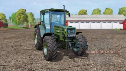 Hurlimann H488 Turbo Prestige multicolor для Farming Simulator 2015