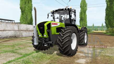 CLAAS Xerion 3300 Trac VC для Farming Simulator 2017