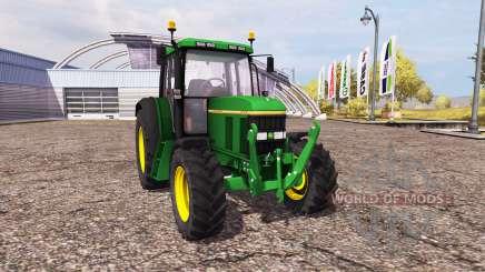 John Deere 6100 для Farming Simulator 2013