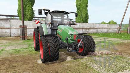 Hurlimann XM 110 4Ti V-Drive для Farming Simulator 2017