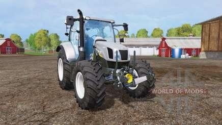 New Holland T6.160 для Farming Simulator 2015