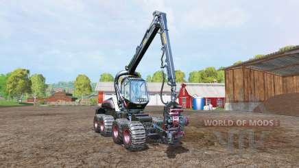 PONSSE Scorpion dyeable HDR v1.1 для Farming Simulator 2015