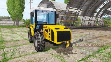 Pasquali Orion V8.95 для Farming Simulator 2017
