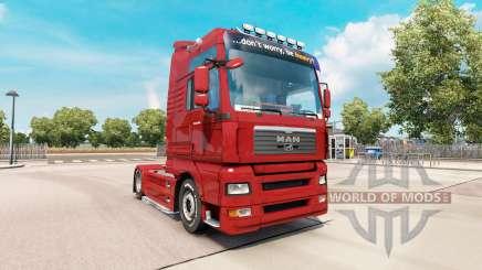 MAN TGA v1.3 для Euro Truck Simulator 2