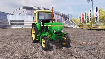 John Deere 1030 для Farming Simulator 2013