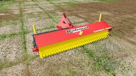 Rabaud SUPERNET 2200A для Farming Simulator 2017