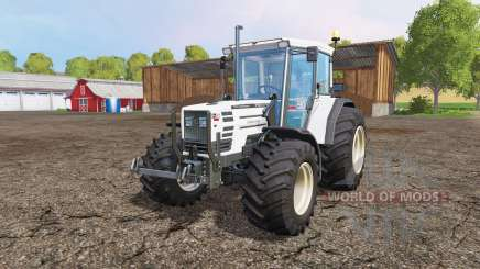 Hurlimann H488 Turbo white для Farming Simulator 2015
