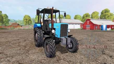 МТЗ 82.1 Беларус v1.1.0.8 для Farming Simulator 2015
