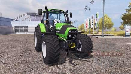 Deutz-Fahr Agrotron 6190 TTV v3.0 для Farming Simulator 2013