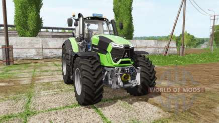 Deutz-Fahr 9310 TTV v2.0 для Farming Simulator 2017