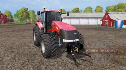 Case IH Magnum CVX 315 wide tires для Farming Simulator 2015
