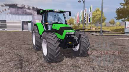 Deutz-Fahr Agrotron K 120 v2.0 для Farming Simulator 2013