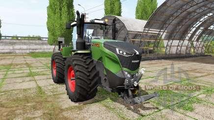 Fendt T Vario v2.0 для Farming Simulator 2017