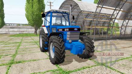 Ford 8210 для Farming Simulator 2017