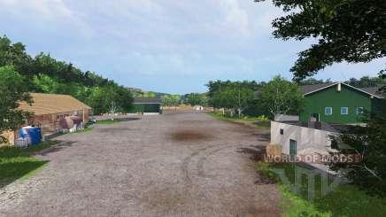 Agro Pomerania v2.1 для Farming Simulator 2015
