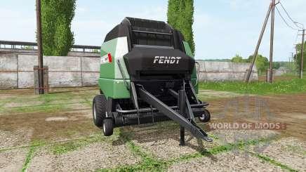 Fendt V 5200 v1.0.0.3 для Farming Simulator 2017