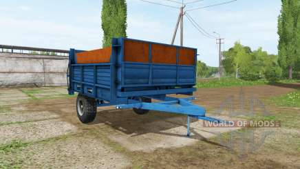 Manure spreader для Farming Simulator 2017
