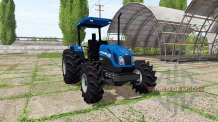 New Holland TL75E для Farming Simulator 2017