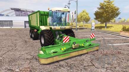 Krone BiG L 500 Prototype v1.1 для Farming Simulator 2013